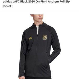 Adidas 2020 Los Angeles football Track Jacket